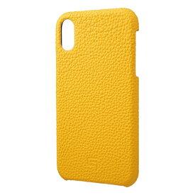 坂本ラヂヲ iPhone XR 6.1 Shrunken-Calf Leather Shell