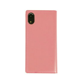 ROA ロア iPhone XR 6.1 Ribbon Classic Diary BabyPink