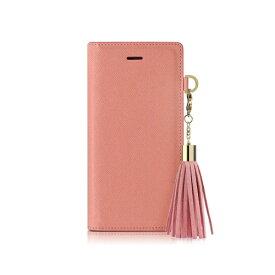 ROA ロア iPhone XR 6.1 Tassel Jacket ピンク