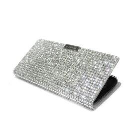 ROA ロア iPhone XR 6.1 Persian Leather Diary シルバー