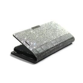 ROA ロア iPhone XR 6.1 Wannabe Leathrer Diary グレー