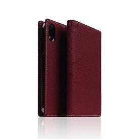 ROA ロア iPhone XR 6.1 Full Grain Leather Case