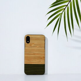 ROA ロア iPhone XR 6.1 天然木ケース Bamboo Forest