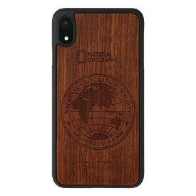ROA ロア iPhone XR 6.1インチ用 130th アニバーサリーcase Nature Wood
