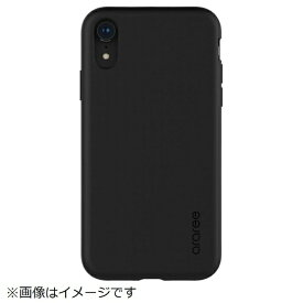 ROA ロア iPhone XR 6.1インチ用 Airfit Black