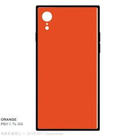 アピロス apeiros iPhone XR 6.1インチ用 TILE