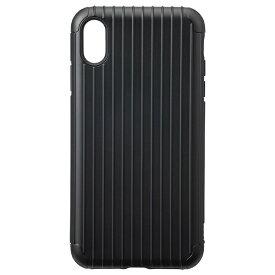 坂本ラヂヲ iPhone XS Max 6.5インチ用 Rib Hybrid Shell