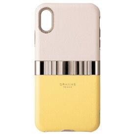 坂本ラヂヲ iPhone XS Max 6.5インチ用 Rel Hybrid Shell