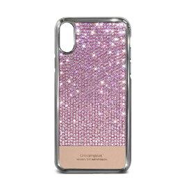 ROA ロア iPhone XS Max 6.5インチ用 Persian Neo Bar ピンク