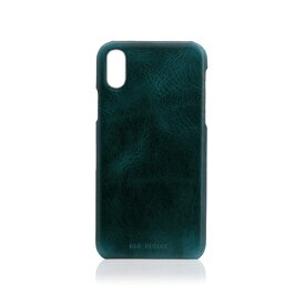 ROA ロア iPhone XS Max 6.5インチ用 Badalassi Wax Bar case グリーン