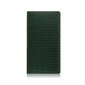 ROA ロア iPhone XS Max 6.5インチ用 Lizard Case グリーン