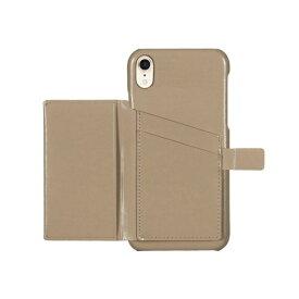 ROA ロア iPhone XR 6.1インチ用 BackPack Bar ベージュ