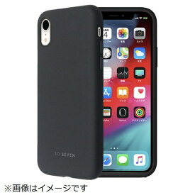 ROA ロア iPhone XR 6.1インチ用 SO SEVEN PREMIUM CASE SMOOTHIE
