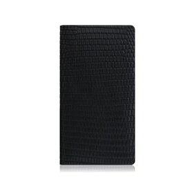 ROA ロア iPhone XS Max 6.5インチ用 Lizard Case ブラック