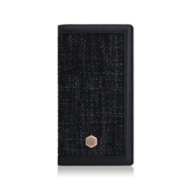 ROA ロア iPhone XS Max 6.5インチ用 Edition Calf Skin Leather Diary