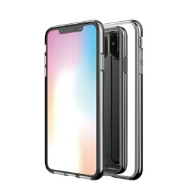 ROA ロア iPhone XS Max 6.5インチ用 BOIDO MIRROR クリア