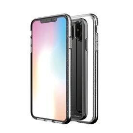 ROA ロア iPhone XS Max 6.5インチ用 BOIDO MIRROR CLEAR PEARL