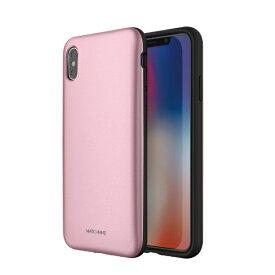 ROA ロア iPhone XS Max 6.5インチ用 PINTA ローズゴールド