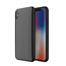 ROA ロア iPhone XS Max 6.5インチ用 PINTA ブラック