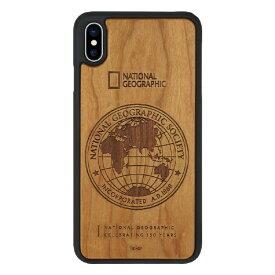 ROA ロア iPhone XS Max 6.5インチ用 130th アニバーサリーcase Nature Wood
