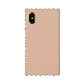ROA ロア iPhone XS Max 6.5インチ用 Wave Diary ピンク