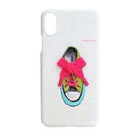 ROA ロア iPhone XS Max 6.5インチ用 New Vivid Bar スニーカー