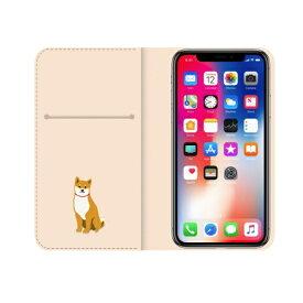 ROA ロア iPhone XS Max 6.5インチ用 しばたさんダイアリーケース クビワ