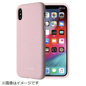 ROA ロア iPhone XS Max 6.5インチ用 SO SEVEN PREMIUM CASE SMOOTHIE