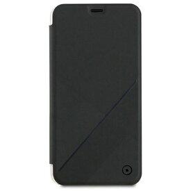 ROA ロア iPhone XS Max 6.5インチ用 EDITION PP FOLIO CASE GRAPHIC