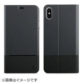 ROA ロア iPhone XS Max 6.5インチ用 EDITION PP FOLIO STAND CLASSIC