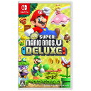 任天堂 Nintendo New スーパーマリオブラザーズ U デラックス[ニンテンドースイッチ ソフト]【Switch】