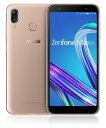 ASUS エイスース Zenfone Max M1 サンライトゴールド「ZB555KL-GD32S3」Snapdragon 430 5.5型メモリ/ストレージ:3GB…