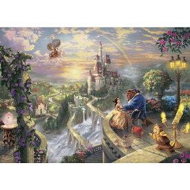 テンヨー ジグソーパズル D-2000-624 Beauty and the Beast Falling in Love