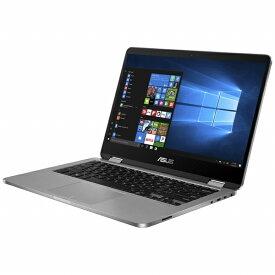 ASUS エイスース 【ビックカメラグループオリジナル】VivoBook Flip 14 TP401NA TP401NA-BZ001T [14.0型 /intel Celeron /eMMC:64GB /メモリ:4GB][14インチ 新品 windows10 TP401NABZ001T]