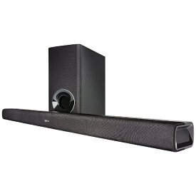 デノン Denon ホームシアター (サウンドバー) デノン ブラック DHTS316K [2.1ch /Bluetooth対応][テレビ スピーカー DHTS316K]
