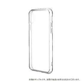 MSソリューションズ 【ビックカメラグループオリジナル】iPhone XR 6.1 CLEAR GLASS TOUGH