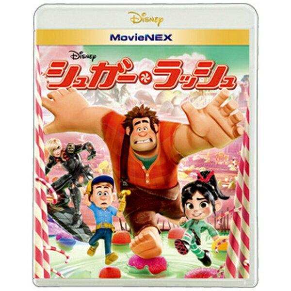 ウォルト・ディズニー・ジャパン シュガー・ラッシュ MovieNEX ブルーレイ+DVDセット【ブルーレイ】