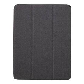 OWLTECH オウルテック 第6世代 iPad 9.7インチ対応Apple Pencil収納用ペンホルダー付き iPadケース OWL-CVIP904シリーズ OWL-CVIP904-BK ブラック
