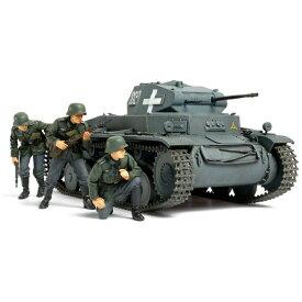 タミヤ TAMIYA 1/35 ドイツ II号戦車 C型(ポーランド戦線)(ウェザリングマスター付き)
