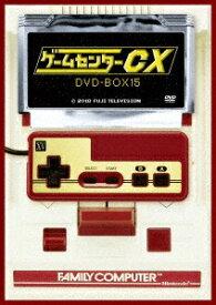 ハピネット ゲームセンターCX DVD-BOX15【DVD】