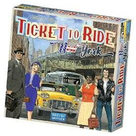 ホビージャパン Hobby JAPAN 【再販】チケット・トゥ・ライド:ニューヨーク 多言語版