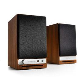 Audioengine オーディオエンジン ブルートゥース スピーカー ウォールナット HD3 [Bluetooth対応][HD3WAL]
