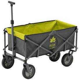 ロゴス LOGOS キャリーカート ROSY ラゲージキャリー(Grロゴ) 84720720【耐荷重100kg】