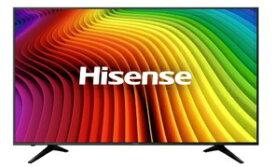 ハイセンス Hisense 【ビックカメラグループオリジナル】65A6100 液晶テレビ 前面:ヘアラインブラック 背面:マットブラック [65V型 /4K対応][テレビ 65型 65インチ]【point_rb】