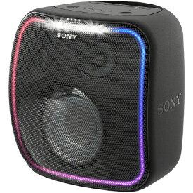 ソニー SONY SRS-XB501G スマートスピーカー(AIスピーカー) [Bluetooth対応 /Wi-Fi対応 /防滴][SRSXB501G]