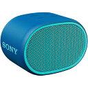 ソニー SONY SRS-XB01LC ブルートゥース スピーカー ブルー [Bluetooth対応 /防水][ソニー ワイヤレススピーカー SRS…