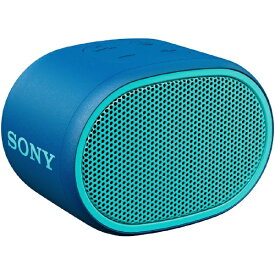 ソニー SONY ブルートゥース スピーカー SRS-XB01LC ブルー [Bluetooth対応 /防水][ソニー ワイヤレススピーカー SRSXB01LC]