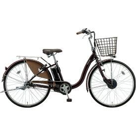 ブリヂストン BRIDGESTONE 【組立商品返品不可】24型 電動アシスト自転車 フロンティア(F.Xカラメルブラウン/内装3段変速) F4AB29【2019年モデル】※在庫有でもお届けにお時間がかかります 【代金引換配送不可】