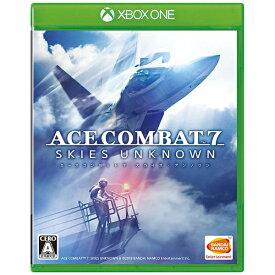 バンダイナムコエンターテインメント BANDAI NAMCO Entertainment ACE COMBAT 7: SKIES UNKNOWN ※初回特典なし【Xbox One】