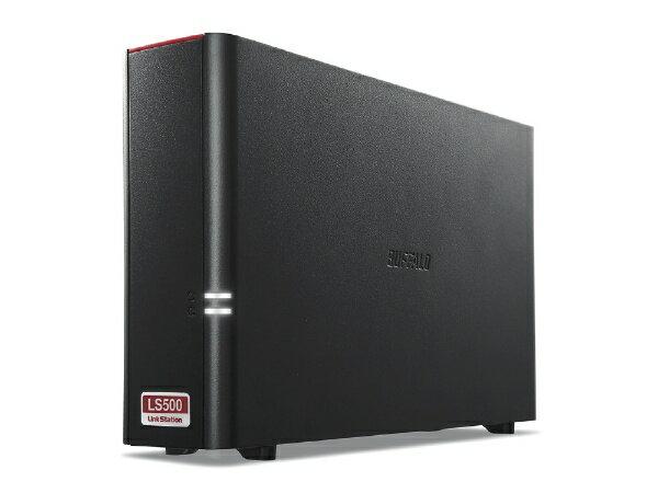 BUFFALO バッファロー ネットワークHDD Link Station 1ベイ 2TB LS510D0201G [据え置き型][LS510D0201G]